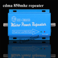 high quality cdma 850mhz signal amplifier repetidor de sinal de celular cdma850 signal booster amplifier with power adaptor sale