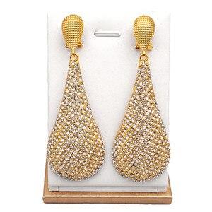 gold earring pendant new desig
