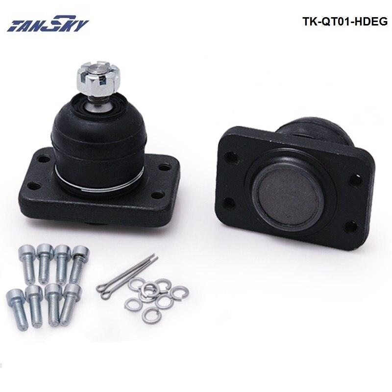 Prix pour TANSKY Avant Camber Kit Remplacement Rotule pour Civic 92-00 pour Integra 94-01 TK-QT01-HDEG