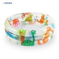 Free Shipping Small Dinosaur Inflatable Inflatable Swimming Pool Round Pool Ball Pool Inflatable Baby Bath Tub