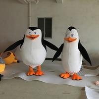 mascot Mascot madagascar penguins mascot costume cartoon character mascotte fancy dress carnival costume