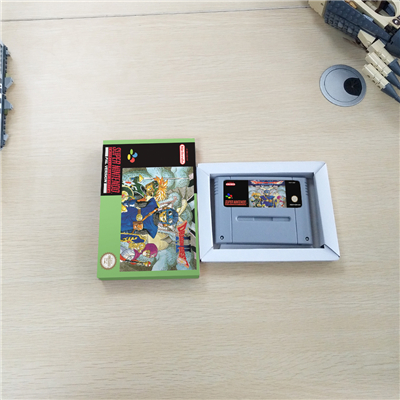 Dragon Quest I & II With Retail Box RPG Game Battery Save EUR Version image