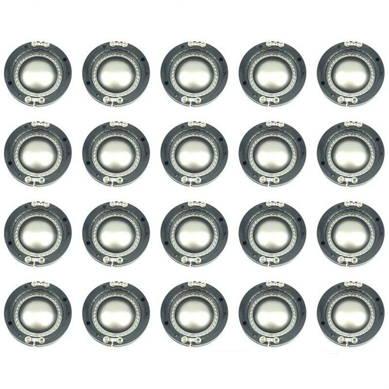 808 8ohm 26420xx 8 Ohm 806 Lansing 807 802 20 Pcs Ersatz Aluminium Membran Fit Für Altec Lansing 604