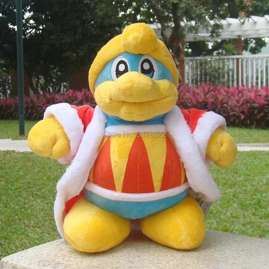 Kirby Plush Toy King DeDeDe AllStar Collection Game Boss Stuffed Animal Soft Doll 10 image