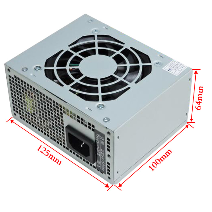 350W PC Computer Power Supply FLEX Small 1U Power Supply DPS-350JB 1b One machine Advertising machine POS Small Power chassis шина для ремонта дуг msr msr tent pole repair splint small page 8