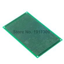 9X15 cm double-Side prototype pcb Board for Arduino Free Shipping Dropshipping