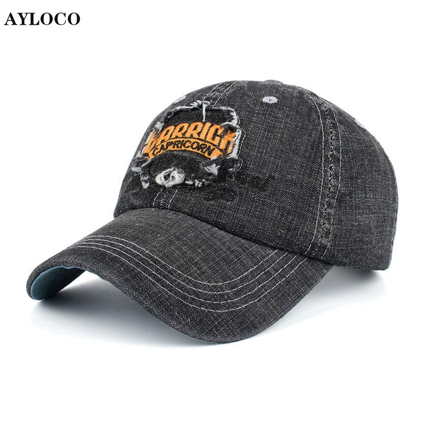 Men Snapback Women Baseball Cap Bone Hats For Men Casquette Hip hop Adjustable Cotton Letter cowboy Hat Dad Caps