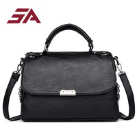 SA 2018 Iuxury Handbags Women Bags Designer Designer High Quality Leather Crossbody Bag Ladies Purse Luggage box Shoulder Bags