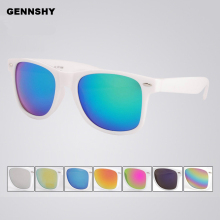 Vintage Square Sunglasses Women Fashion Brand Design