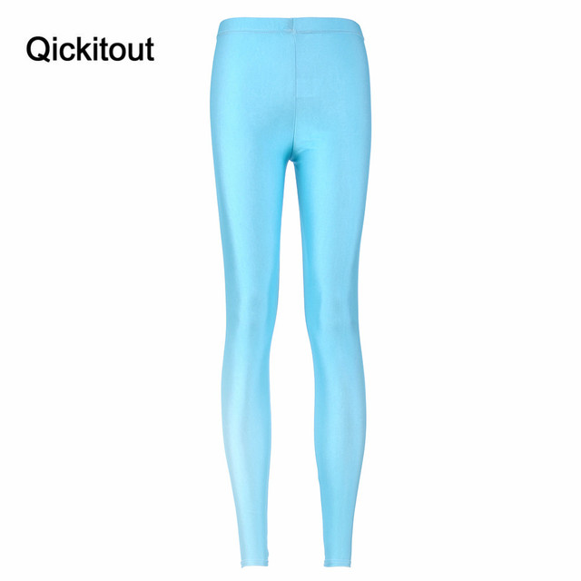 c3c79f739b09a Fashion Hot Space Print Pants Matte light blue Leggings Woman Legging  Digital Printing Fitness Leggins New Fitness Women Hot