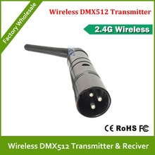 Free shipping 2.4G wireless dmx512 Controller Transmitter LED DMX light controler
