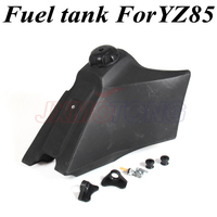 High quality motorcycle YZ85 plastic parts oil tank tank for YAMAHA two flush Water cooled 85 fuel tank parts