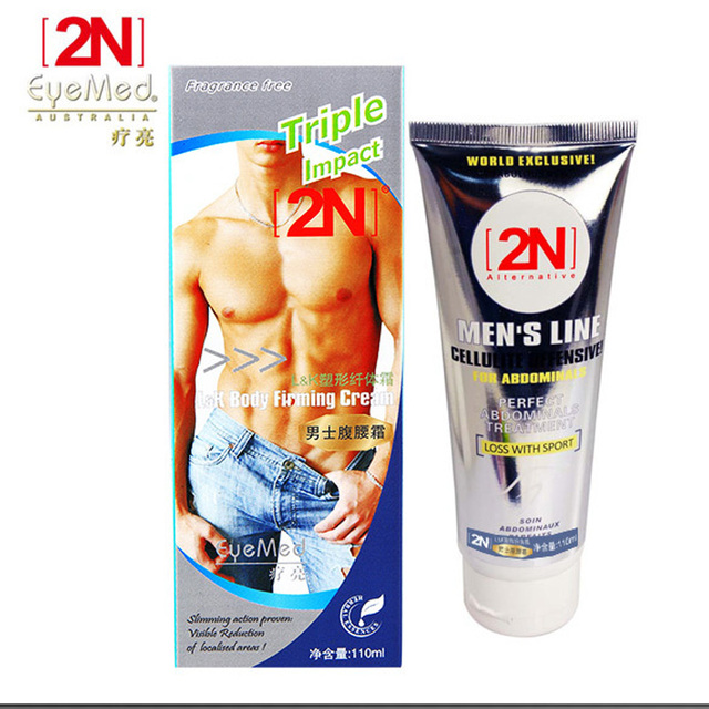 2N poderosa EyeMedb músculo mais forte DOS HOMENS full-corpo queima de gordura anti celulite corpo perda de peso emagrecimento creme para o corpo de emagrecimento gel
