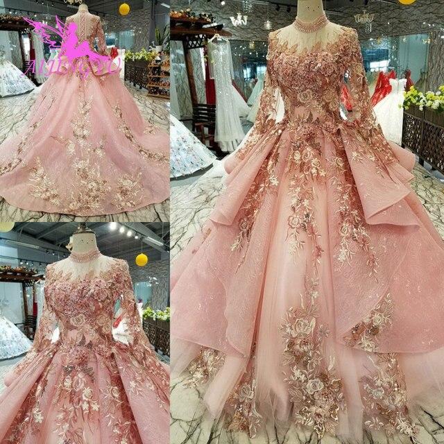 AIJINGYU Kanten Jurk Wedding Real Prijs Spaans Romantische Bridal Middeleeuwse Boho Vintage Gown Met Cape Zijde Trouwjurken