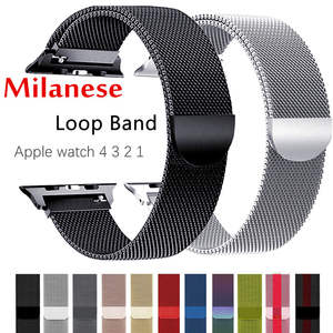 Strap iWatch 3 band 42mm bracelet watchband for Apple watch