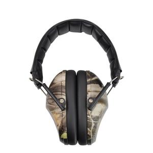 Image 4 - Nrr 27db tampões de ouvido redução ruído proteção de ouvido muffs de ouvido tiro arma de proteção auditiva gama ruído alto