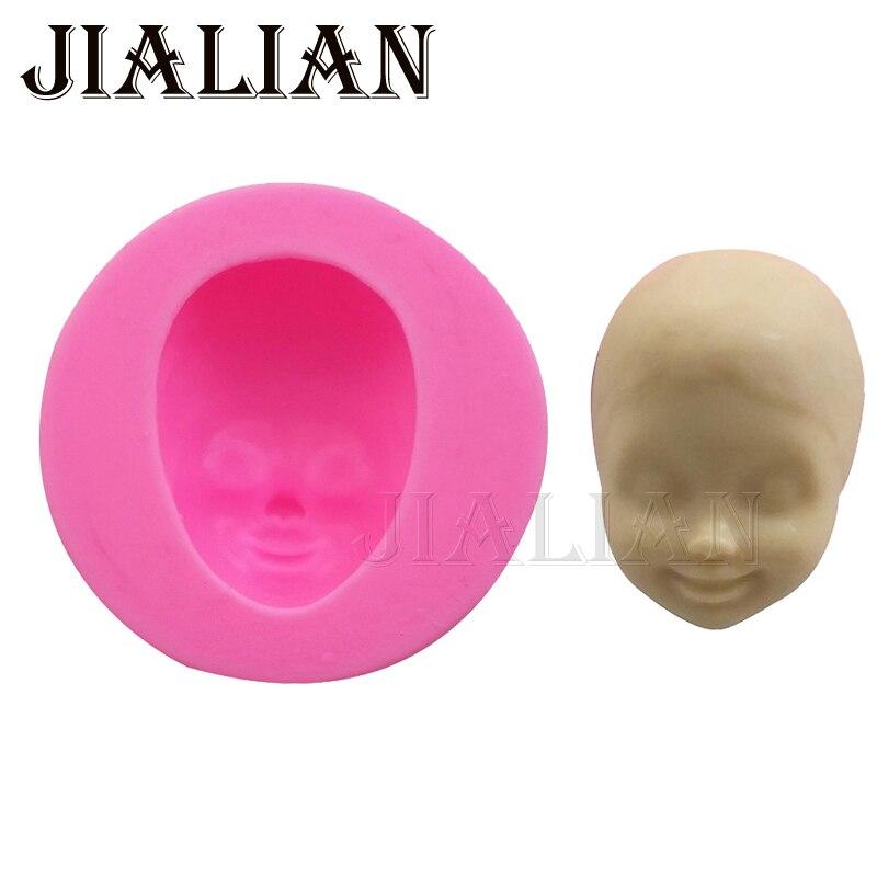 moldes de silicona para bebs