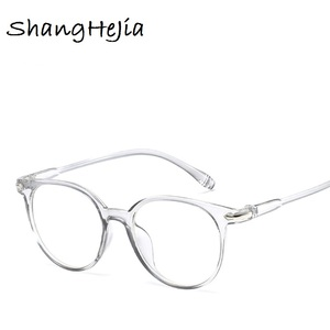 2018  Fashion Women Glasses Frame Men Eyeglasses F ...