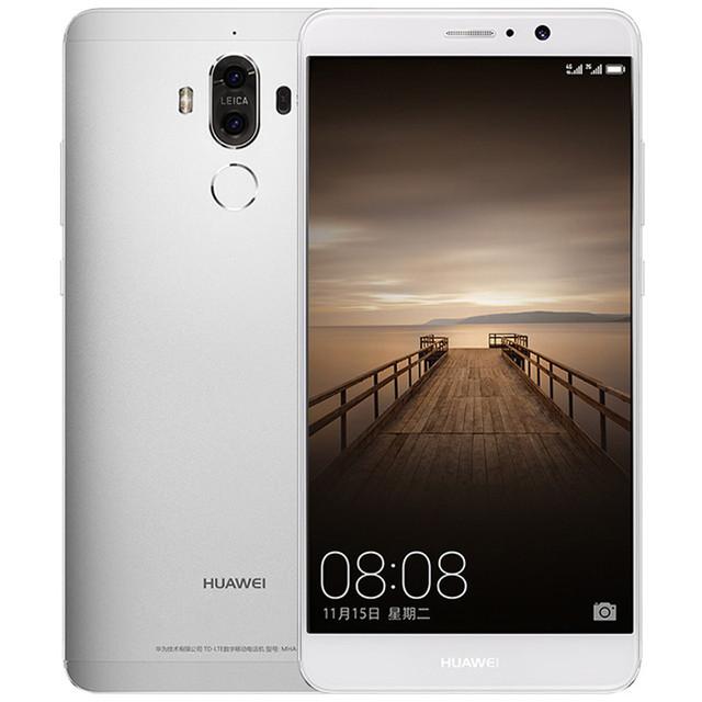International Firmware Huawei Mate 9 4GB RAM 32GB RAM 5.9 inch Android 7.0 Mobile Phone Kirin 960 Octa Core SuperCharger 4000mAh