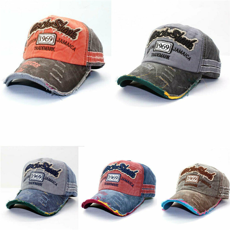 New Style Unisex Men And Women Fashion Hat embroidery letter 1969   cap   outdoor leisure sun hat   baseball     cap