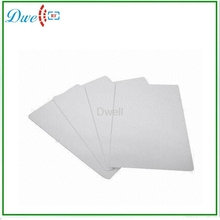RFID UHF White Card PVC Tag for Long Distance Reader