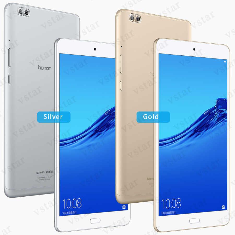 מקורי Huawei הכבוד Waterplay 8.0 אינץ 4GB 64GB Tablet PC קירין 659 אוקטה Core אנדרואיד 8.0 תמיכת OTG טביעות אצבע נעילה