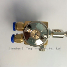 Atomization AUTOMATIC SPRAY GUN A-100 Blister machine nozzle painting nozzle gun 0.8mm / 1.0mm  /1.3mm цена