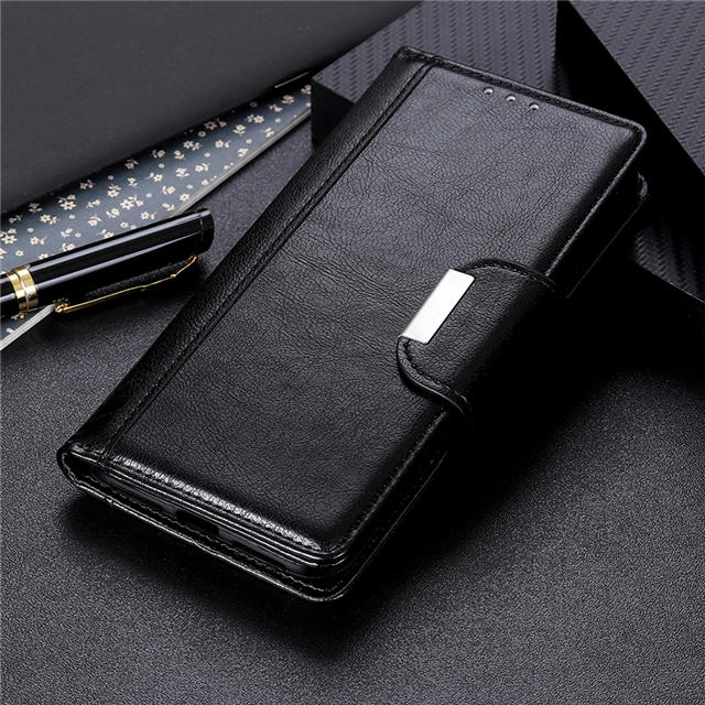 Business Magnetic Leather Wallet Case for iPhone 11/11 Pro/11 Pro Max 2
