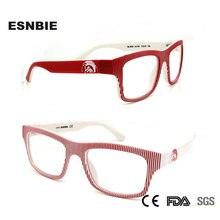 New Fashion Designer Changable Frame Color Clear Lens Glasses Unisex Squared Eyeglasses Frames Eyewear Women Men Glass