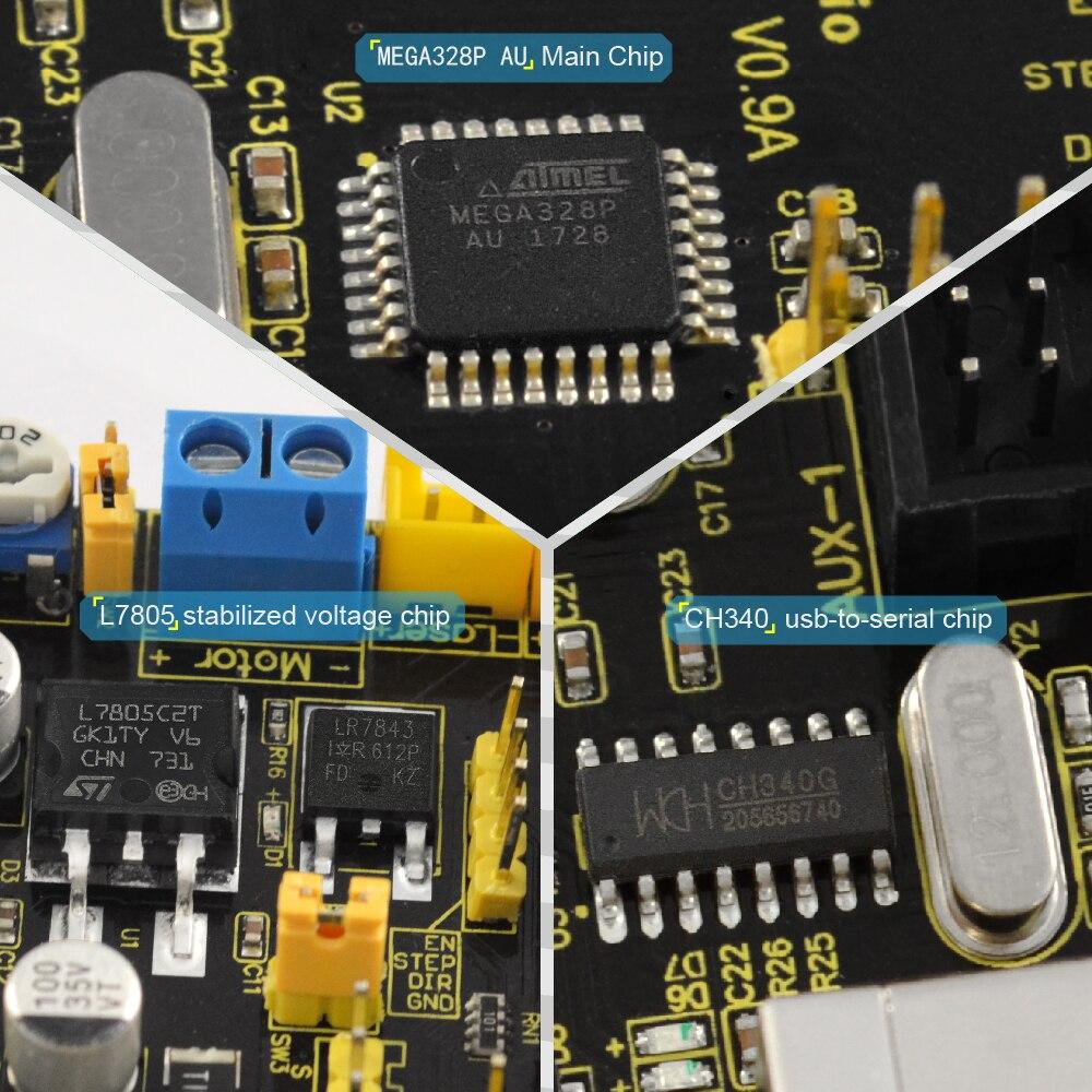 KS0288  CNC GRBL V0.9-8