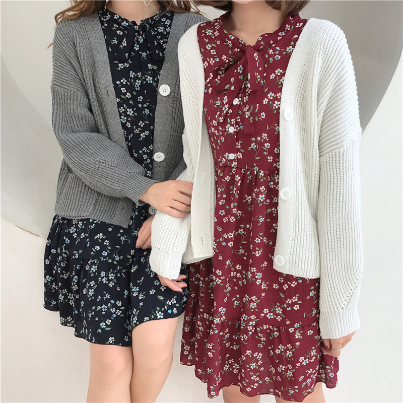 2018 elastic cardigan winter sweater women jumper Knitted cardigan female coat Soft casual sweater pull outerwear