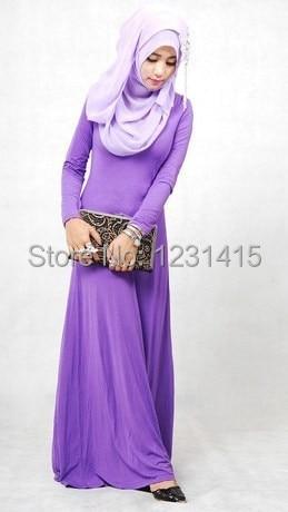 Мусульманский платья хиджаб