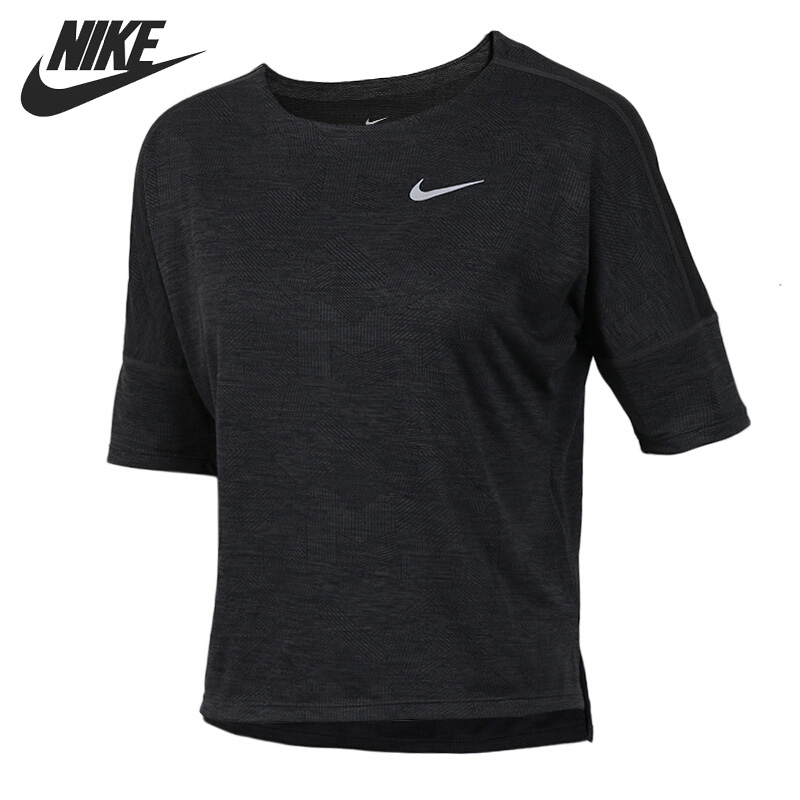 Original New Arrival 2018 NIKE DRY MEDALIST TOP SS Women's T-shirts short sleeve Sportswear купить в Москве 2019