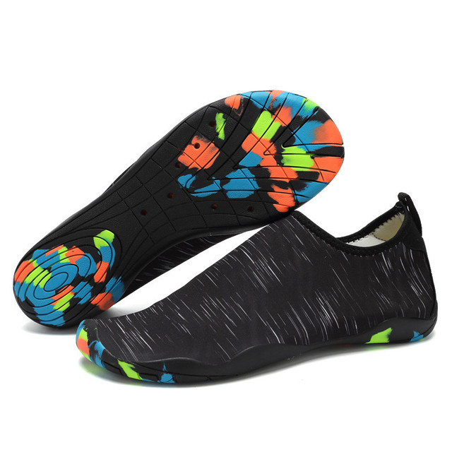 Size 28-46 Unisex Sneakers Swimming Shoes Quick-Drying Aqua Shoes and children Water Shoes zapatos de mujer for Beach Men shoes 3