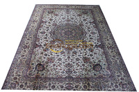 Wool Or Silk Persian Large Vintage Style Home Decore Home Decoration Wool Rug Carpet Art Carpet Carpet