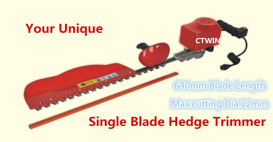 Zahradní nářadí Nový Good H Výrobce Electric Single Blade Hedge - Zahradní nářadí - Fotografie 2