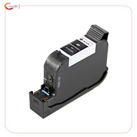 1Black compatible for 51645A For HP Deskjet 8200 850C 870C 880 890 930 950 935 952 755 Printer inkjet HP 45 Ink Cartridge