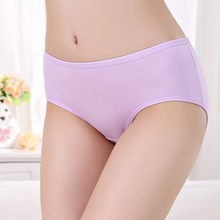 Fashion Sexy Cotton Plus Size Panties Panty Women Underwear Big Size Briefs Ladies Everyday
