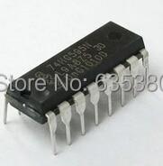 SN74HC595N 74HC595 8 Bit Shift Register DIP-16 Free Shipping 100pcs