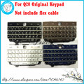 For BlackBerry Classic Q20 New Original Mobile phone housing Keyboard Button Replacement keypad cover (not include Flex Cable)