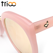 UV400 Protection Ladies Cat Eye Sunglasses