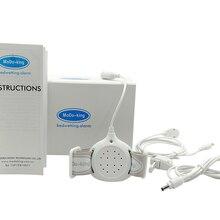 MoDo-king MA108 будильник для страдающих ночным недержанием мочи детей Лучший влажный напоминание для мальчиков девочек взрослых медицинские принадлежности сигнал для энуреза Рождественский подарок