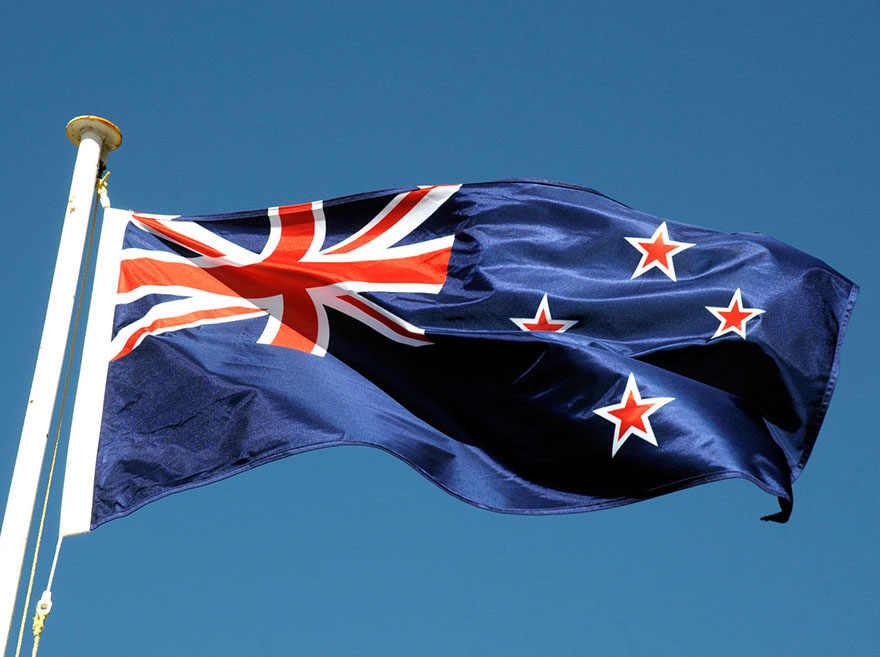 11.11 3'x 5' duży nowa zelandia flaga poliester sztandar narodowy biuro/aktywność/parada/festiwal/Home Decoration nowa moda