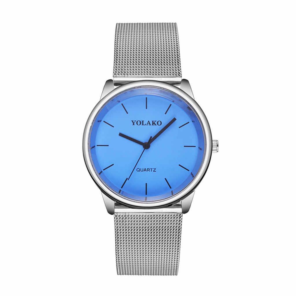 Luxury Relogio Women Green Dial Bracelet Quartz Clock Fashion Metal Silver Belt Fashion Creative Dress Watches Classic Wrist