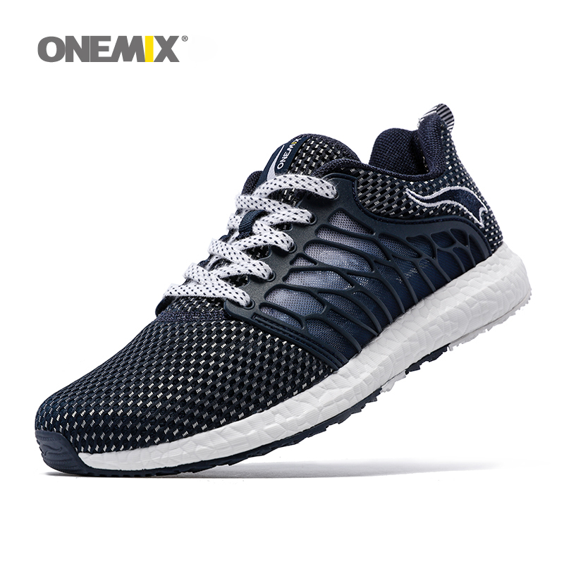ONEMIX Unisex Running Shoes Andas Mesh Män Athletic Shoes Super - Gymnastikskor - Foto 3