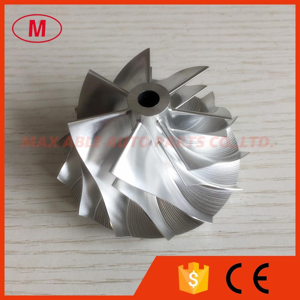 RHF5HB 7 7 blades 46 50 59 94mm performance turb Billet milling aluminum 2618 compressor wheel