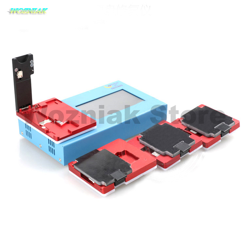 Wozniak PRO3000 for iPad 2 3 4 6 NAND Flash Programmer Tool HDD Fix Serial Number SN Model pro3000s for iPhone 6 6p non removal navi plus pro3000s programmer ipad 2 3 4 iphone 6 6 plus adapter without change nand bypass remove icloud change sn