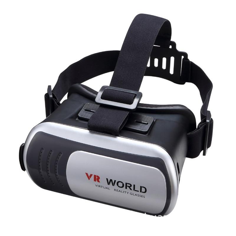 NI5L CAJA Mundo Gafas 3D VR VR VR Realidad Virtual 3D gafas de auriculares para
