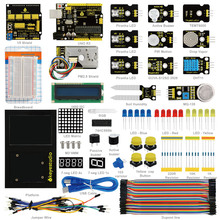 2017 NEW!keyestudio Environment Monitoring Kit with uno board and V5  for Arduino