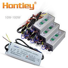 Драйвер для светодиодного освещения высокой мощности, 10 Вт, 20 Вт, 30 Вт, 50 Вт, 100 Вт